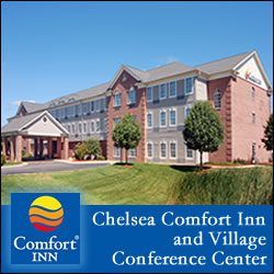 Comfort Inn hotel and conference center Chelsea, Michigan