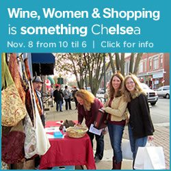 Wine, Women & Shopping - Chelsea, Michigan
