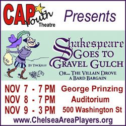 CAP Jr presents Shakespeare Goes to Gravel Gulch