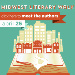 Midwest Literary Walk, Chelsea, Michigan