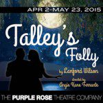 Purple Rose presents Talley's Folly | Chelsea, Michigan