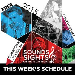 Sounds & Sights on Thursday Nights 2015