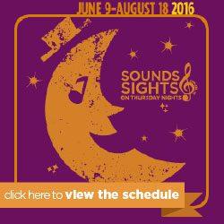 Sounds & Sights on Thursday Nights 2016