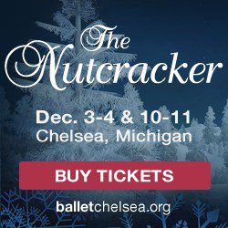 The Nutcracker Ballet - Chelsea, Michigan