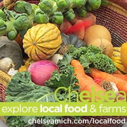 Click to explore local food, farms, and tours in Chelsea, MI