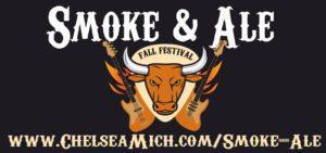 Smoke and Ale BBQ Chelsea Michigan