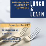 Lunch & Learn with Susan Jacobs, CPA