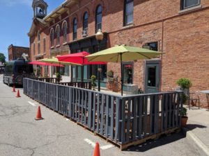 Local Eats: Patios, Curbside, and Delivery