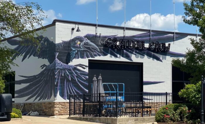 The Grateful Crow | Chelsea Michigan | chelseamich.com